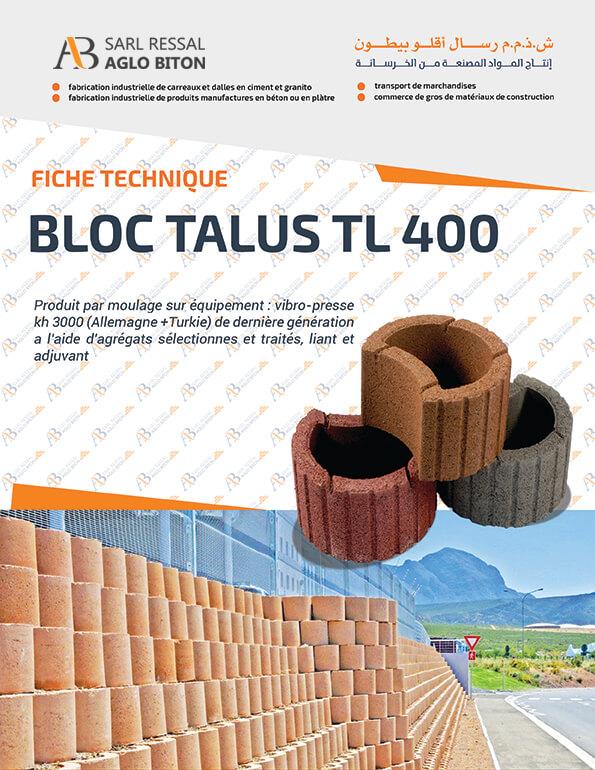 bloc-talus-tl-400